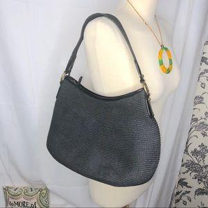 Talbots black shoulder Bag